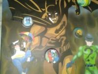 batman spel airbrush.