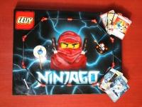 Lego speelbord NINJAGO.Airbrush.