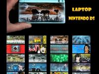 Airbrush voorbeelden voor op de DS Nintendo