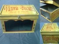 Koektrommel Victoria antiek.