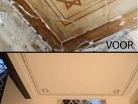 Restauratie synagoge Borculo. Davidster.